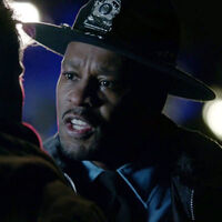 Officer Albert