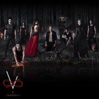 TVDForever-Damon-Stefan-Katherine-Elena-Matt-Bonnie-Jeremy-Caroline-Tyler-S5