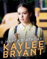 2020-11-01-Happy birthday-Kaylee-Bryant