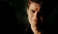 Stefan smiling 5x20.