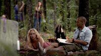 Caroline and Jesse TVD 5x04
