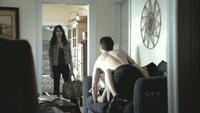Kelly catches Matt and Caroline