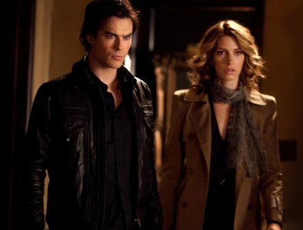 Damon and Andie