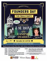 TVD Fnale Party-Poster