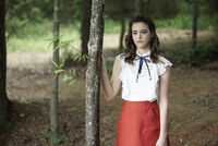 1x01 This is the Part Where You Run-Josie