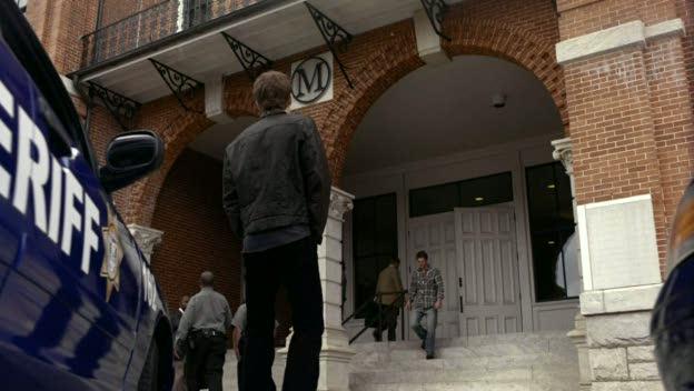 Mystic Falls Polizeirevier