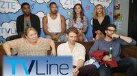 The Originals Interview TVLine Studio Presented by ZTE Comic-Con 2016