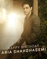 2019-10-07-Happy birthday-Aria Shahghasemi-cwlegacies