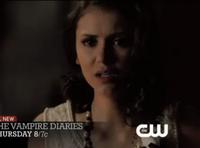 Elena upset