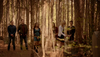 816-156~Elena~Damon~Bonnie~Caroline~Matt~Alaric-MF Cemetery