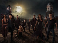 TVD6-Wide Poster