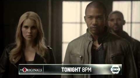 The Originals 1x08 Canadian Promo