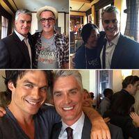 2016-08-05 Rick Hearst Pascal Verschooris Melinda Hsu Taylor Ian Somerhalder Instagram