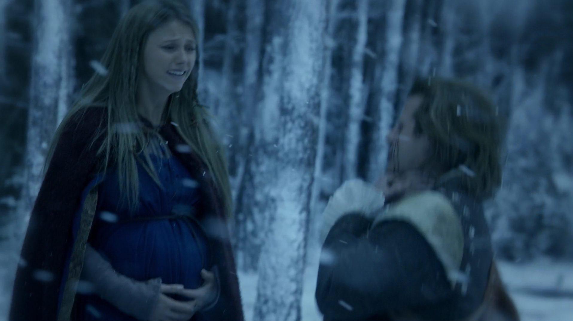 Mathias and Freya Mikaelson's Unborn Son