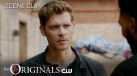 The Originals Between The Devil And The Deep Blue Sea Scene The CW