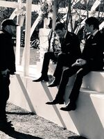 2017-03-03 Chris Grismer-Paul Wesley-Ian Somerhalder-Jen Vestuto-Instagram