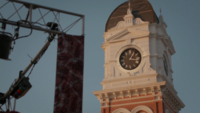 TO512-042-Clock Tower~Town Square