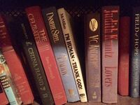 Salvatore Boarding House Library Books