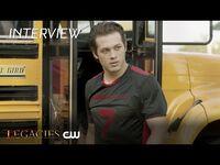 Legacies - Ethan's Bad Break - The CW