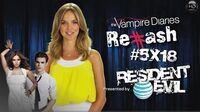 "The Vampire Diaries - Rehash ""Resident Evil"""