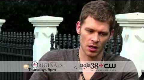 NOLA38 The CW exclusive interview with Joseph Morgan of The Originals