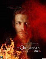 The Originals - February 2014 Sweeps Poster - Klaus 595 slogo