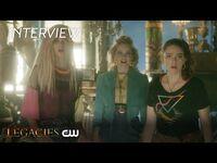 Legacies - Season 2 Favorite Scenes – Mystic Falls Monsters - The CW