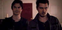 Damon and Enzo 5x18