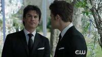 The Vampire Diaries 8x15 Webclip 1 - We're Planning a June Wedding HD