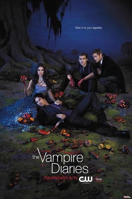Дневники вампира вики