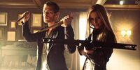 Rebekah and klaus