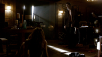106~Damon~Vicki-Boarding House~Stefan-Room