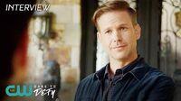 Legacies Matthew Davis All New Alaric The CW