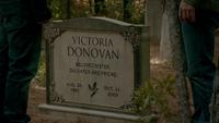 MF Cemetery Vicki Tombstone