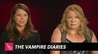 The Vampire Diaries Inside Day One of Twenty-Two Thousand, Give or Take The CW