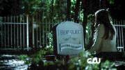 Elena At Jeremy's Grave
