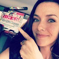 2015-07-10 Annie Wersching Instagram