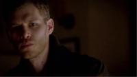 Klaus watching Caroline dying 4x13