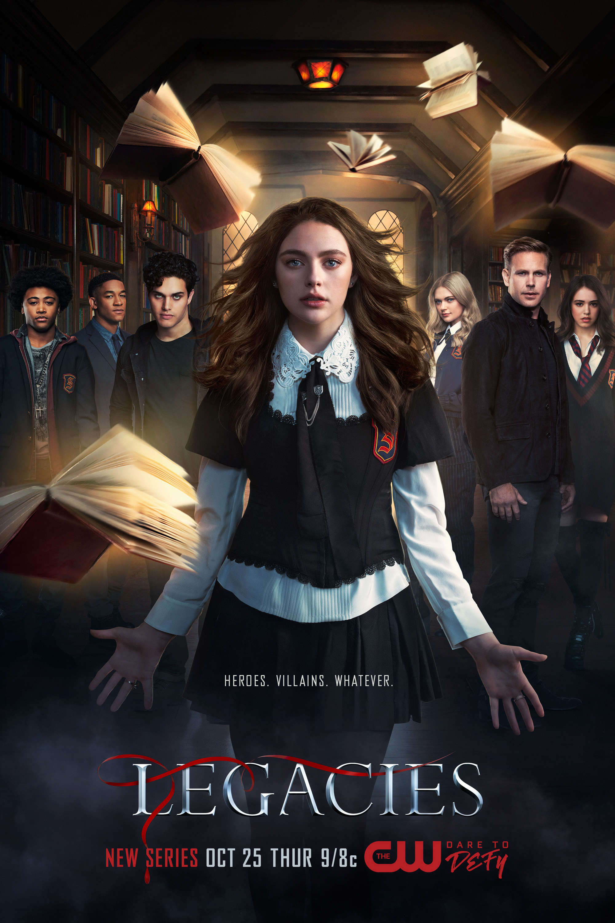 Temporada Uno (Legacies)