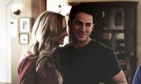 Caroline and Tyler 3x21..