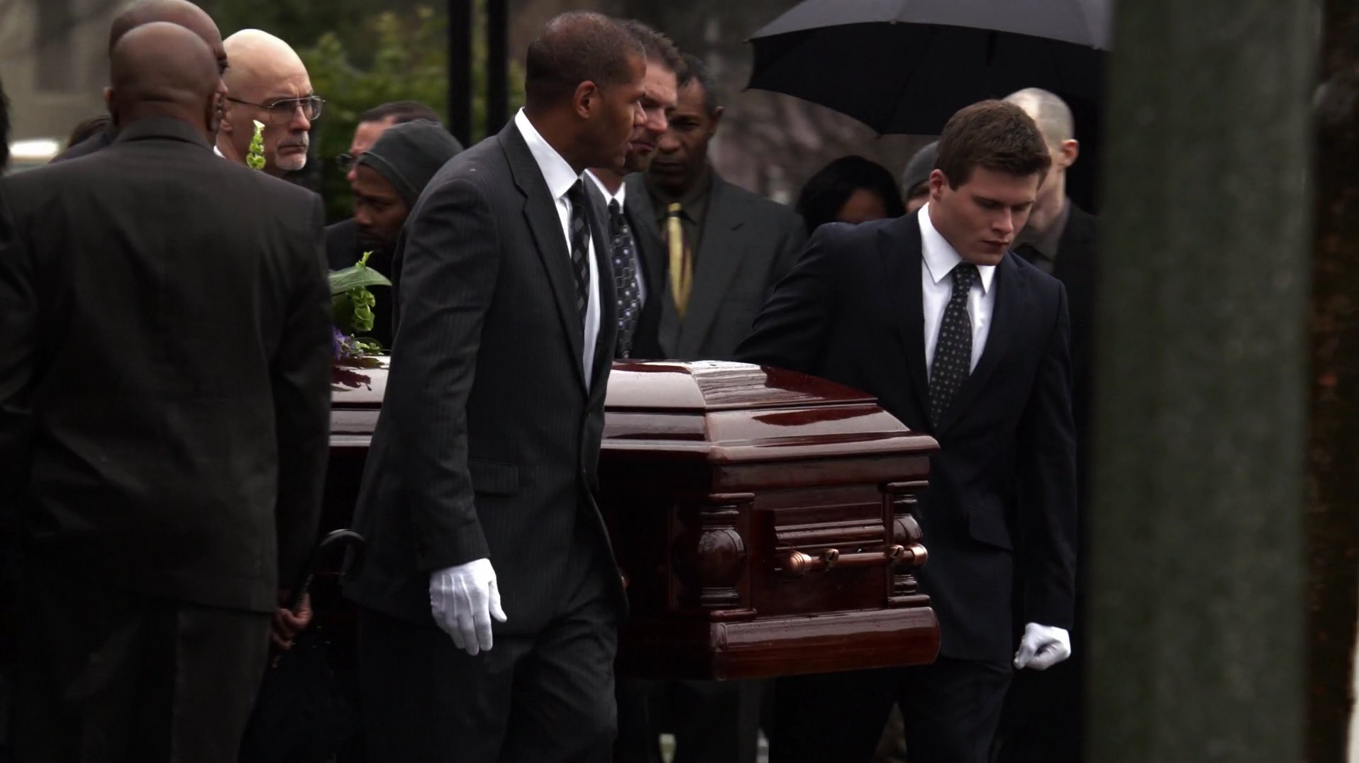 Father Kieran's Funeral