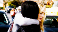 Caroline and Bonnie 1x19..