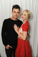 Joe and Candice