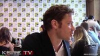 SDCC 2015 Joseph Morgan of The Originals