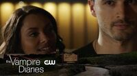 The Vampire Diaries I Would for You Scene The CW