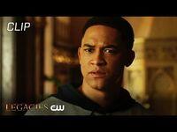 Legacies - Season 3 Episode 1 - Necromancer Scene - The CW
