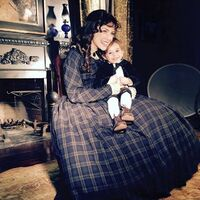 Annie-with-baby-damon