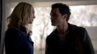 Caroline and Enzo in 5x17