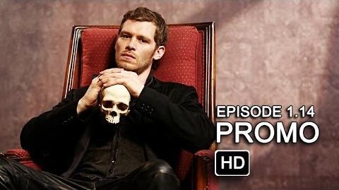 The Originals 1x14 Promo HD
