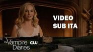 The Vampire Diaries Favorite Scenes with Candice King The CW